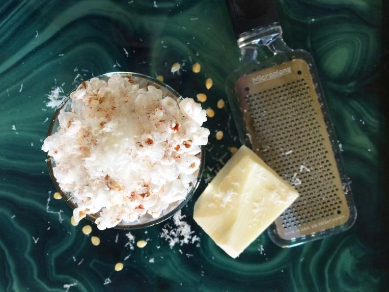 Blanc Garlic Parm