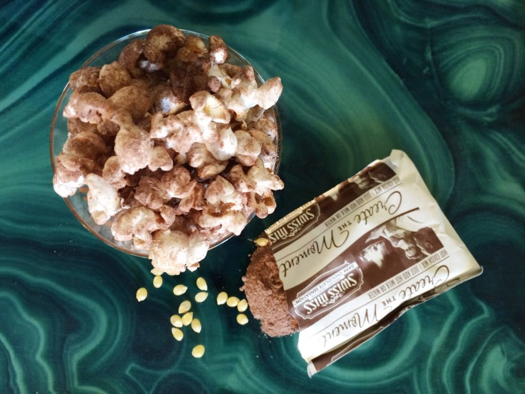 Blanc Cocoa Popcorn