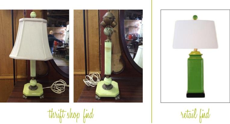 blanc.thrift.lamp