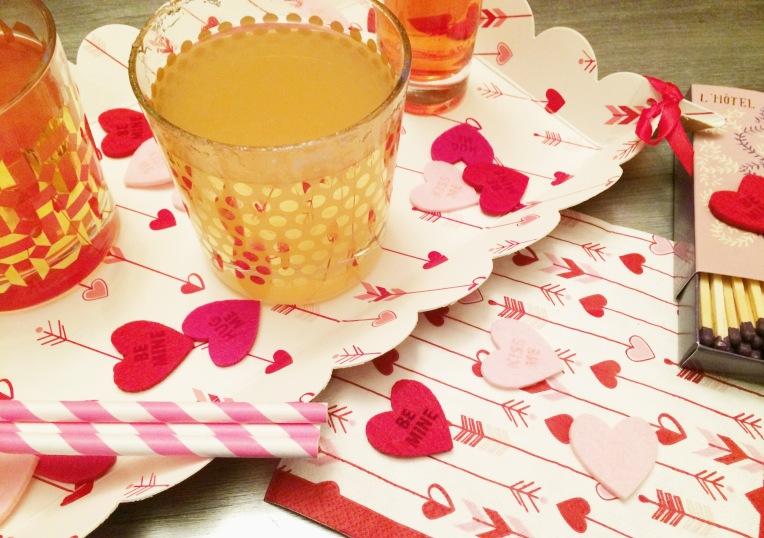 Blanc Valentines Day