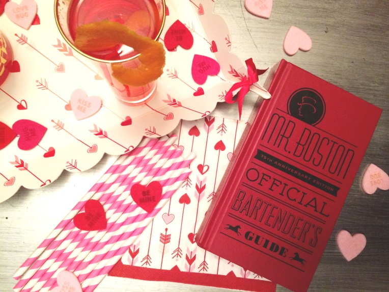 Blanc Valentine's Day