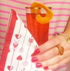 Champagne Flamingo