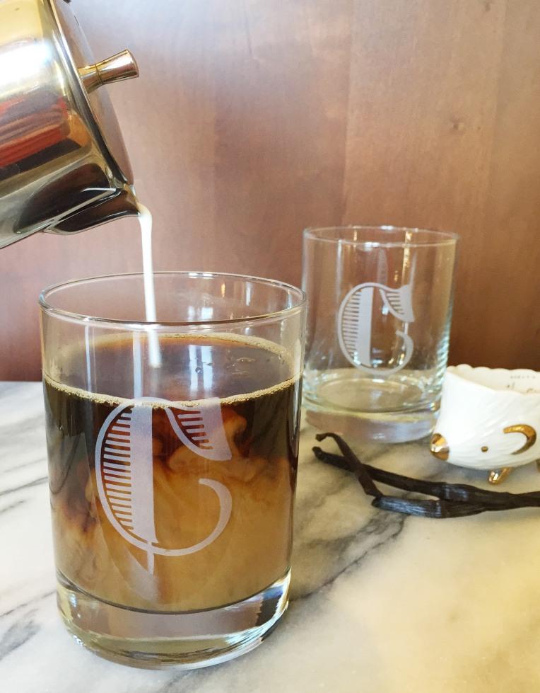 Blanc Iced Coffee