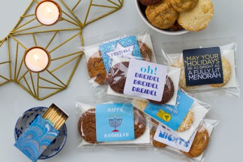 Photo Styling: Grey Ghost Bakery Holiday Collection